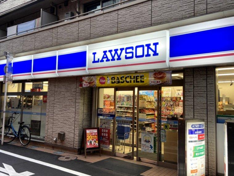 ローソン 平和島駅前店